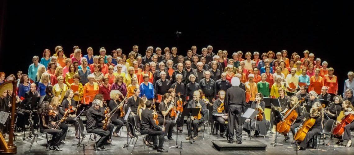 Concert choeurs d'opéras Agde 1 décembre 2019